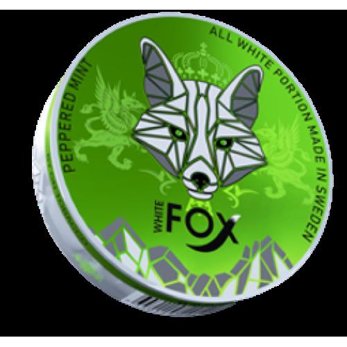 White Fox Peppered Mint Slim