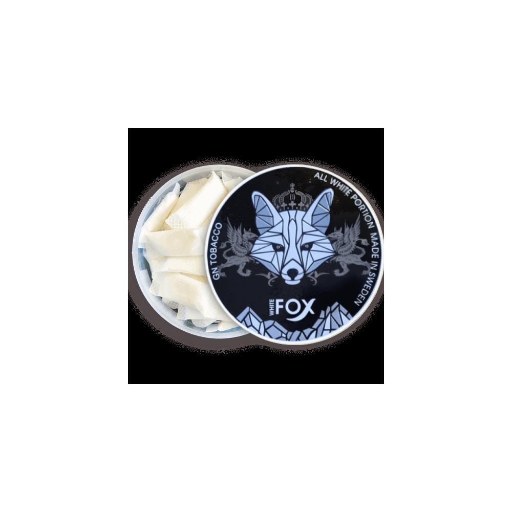 White Fox Black Edition